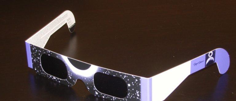 Article : Non, je n'achèterai pas de lunettes d'observation d'éclipse solaire