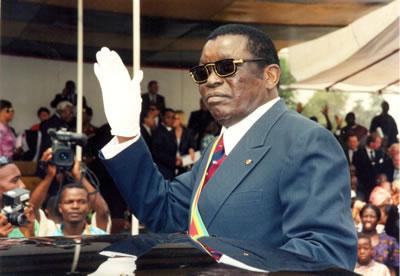 """Mon """"Père de la Nation"""", que son âme repose en pais.Crédit: AfriScoop"""